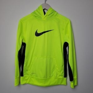 Nike hoodie Thermal fit yellow youth  XL
